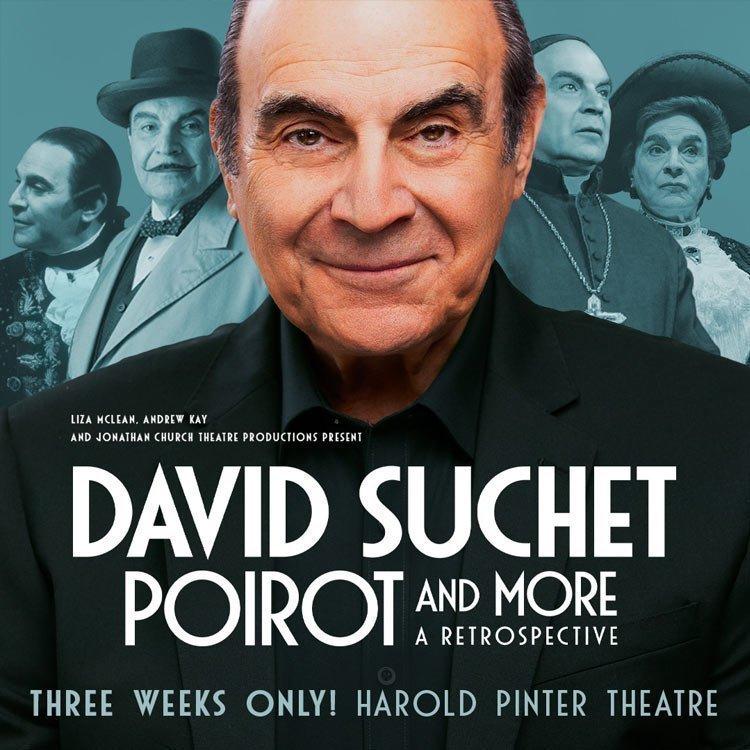 David Suchet - Poirot and More: a Retrospective
