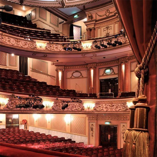 Stalls Seat B16 Reviews At Gielgud Theatre